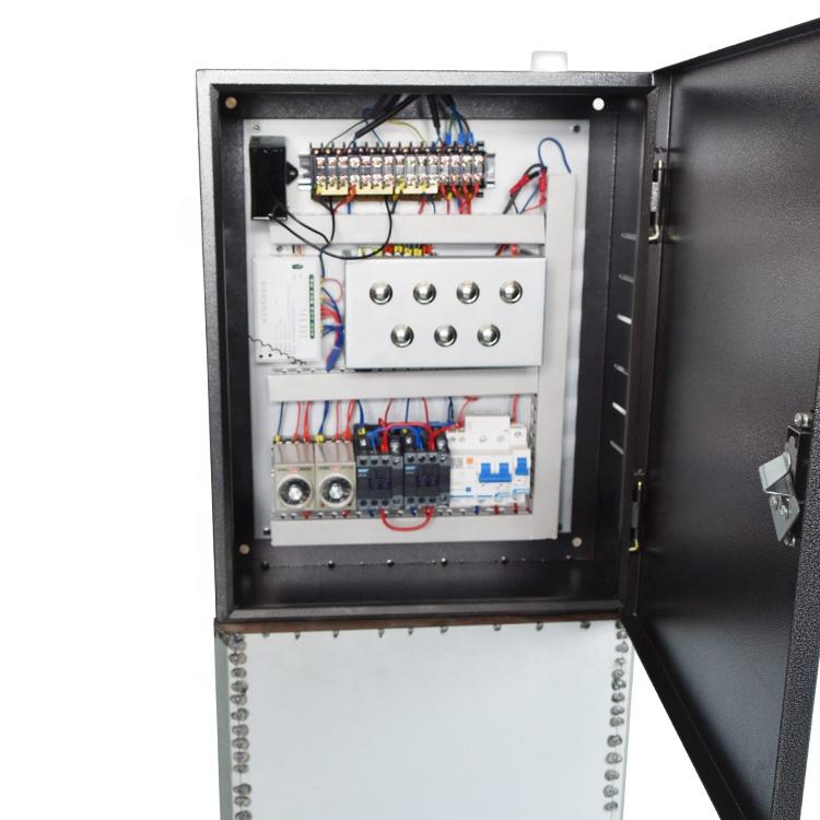 Оборудование для обеспечения безопасности дорожного движения, столбик K4, подъемные электрические автоматические подъемные гидравлические столбики из нержавеющей стали