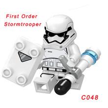 Звездные войны Pong Krell Звёздные войны Legoelys Noga-ta Rebel Trooper Дарт Вейдер Дарт Маул Luke C-3Po Рыцарь Джедай Рей строительные блоки(Китай)