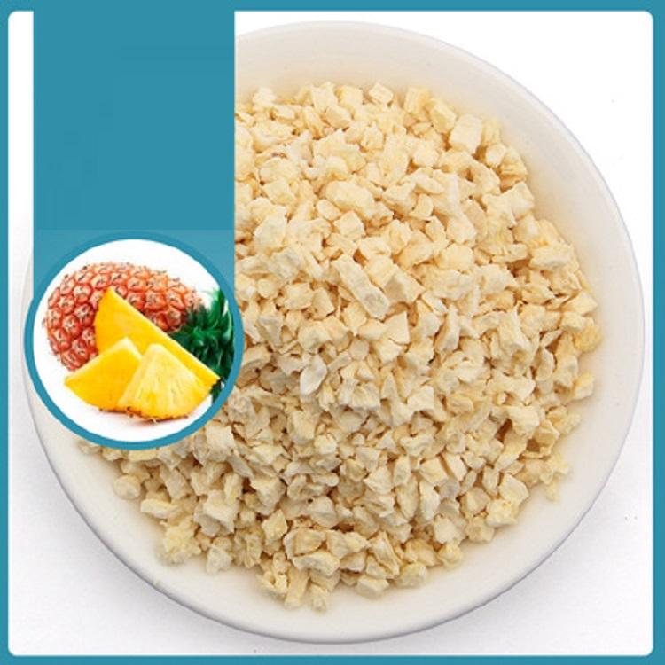 Пищевая добавка, натуральные замороженные кости для ананаса 5*5*5 мм, FYFD012F