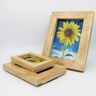 Frame 2021 New Solid Wood Photo Picture Frame For Business Gifts