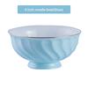 6 inch noodle bowl(blue)