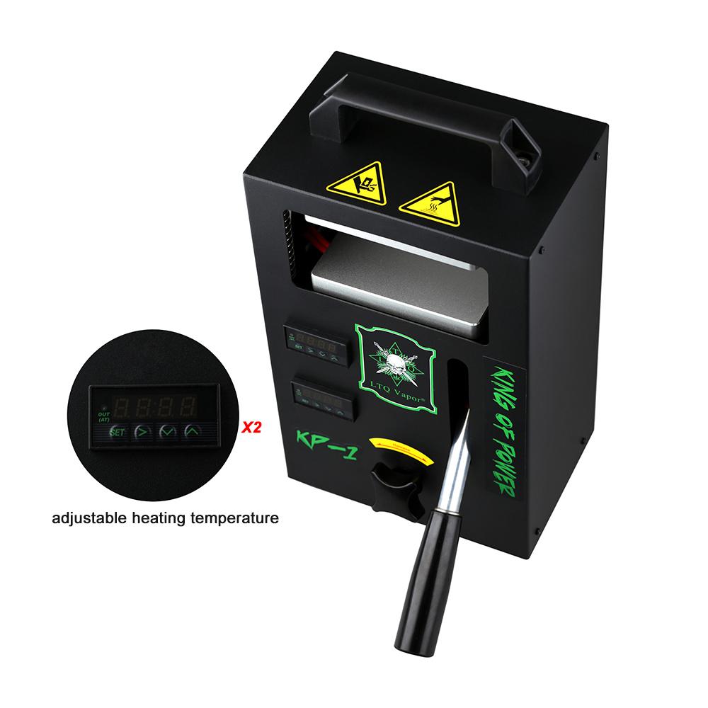 Оптовая Продажа Двойная нагревательная канифоль пресс машина KP-1-цветочниц на свадьбе, для детей масло spueezing