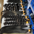 Hair Extension VP Wholesale Remy Human Hair Weft Raw Brazilian Virgin Hair Extension Vendors Unprocessed Cuticle Aligned Hair Bundles Vendor
