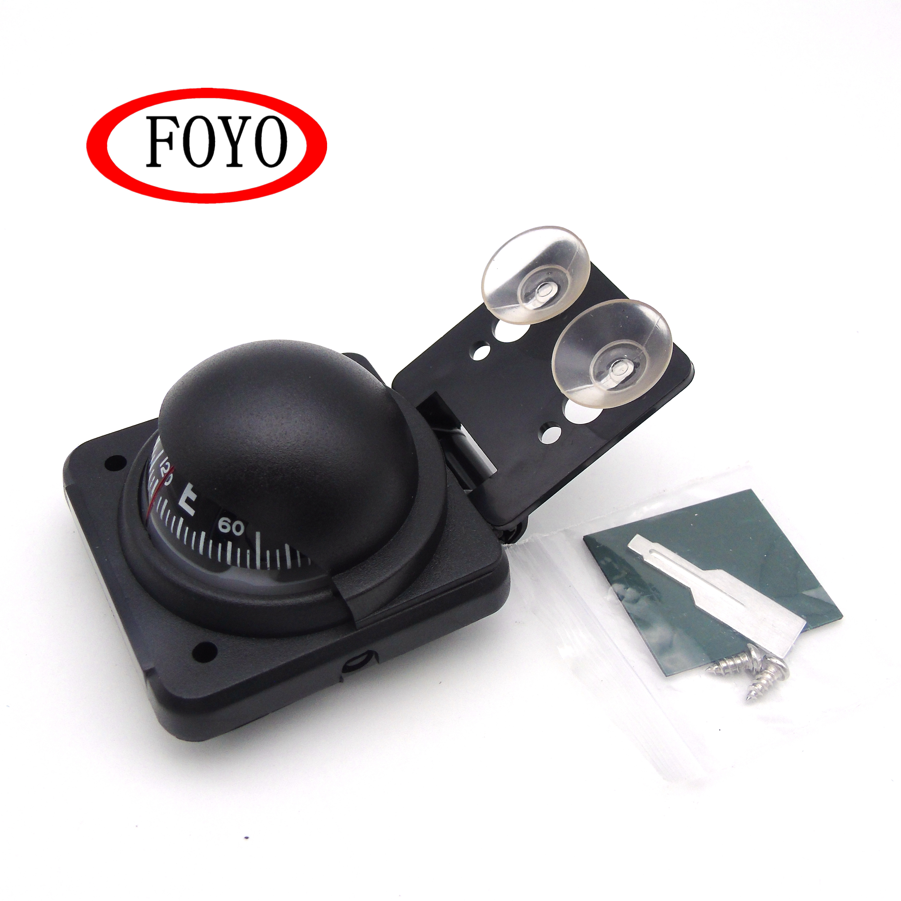 FOYO Brand Highest Quality Survival Gear Compass Marine compass Flexible Navigation Navigation Magnetic Compass