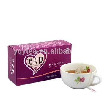 Chinese famous slimming dark tea grace tea ware organic red black tea - 4uTea   4uTea.com
