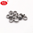 Factory Metal Button Factory Supply Fashion Custom Metal Snap Buttons Coats/clothes