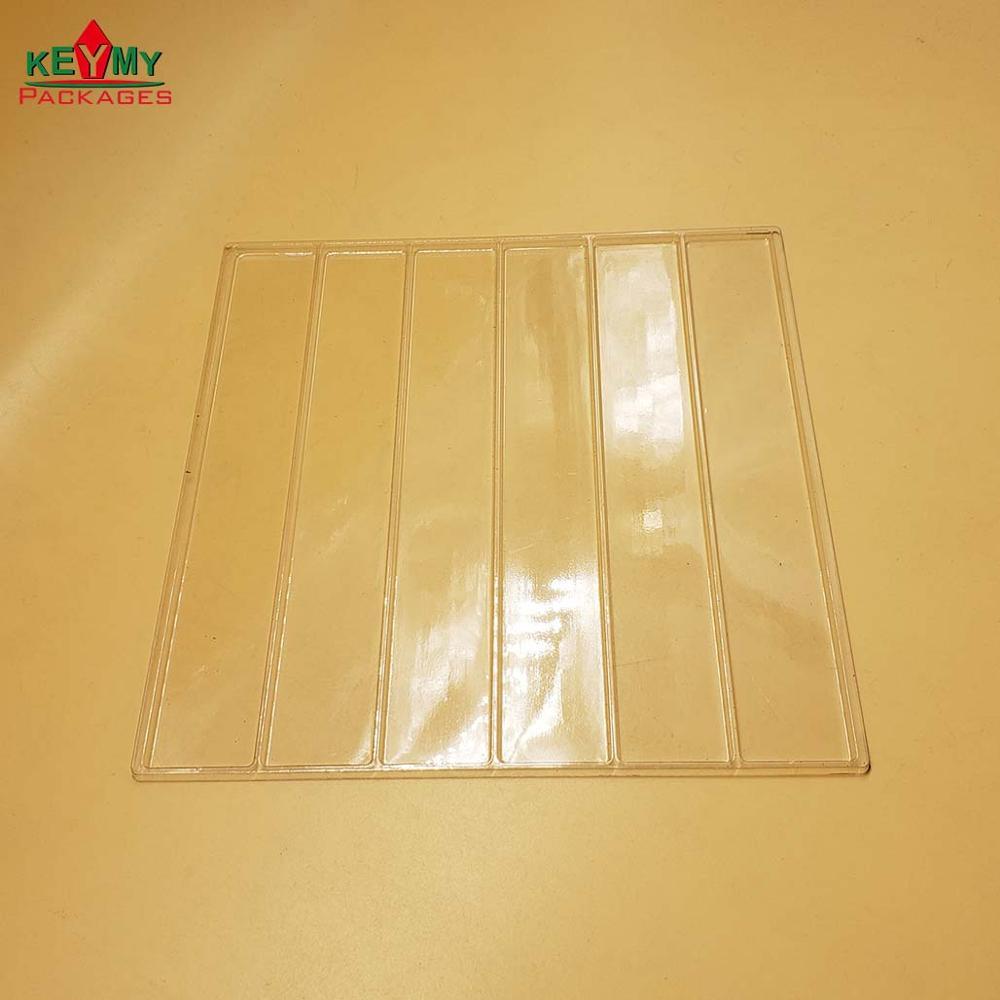Персонализированный вакуумный пластиковый блистерный поднос с коробкой для шоколада в Шэньчжэне
