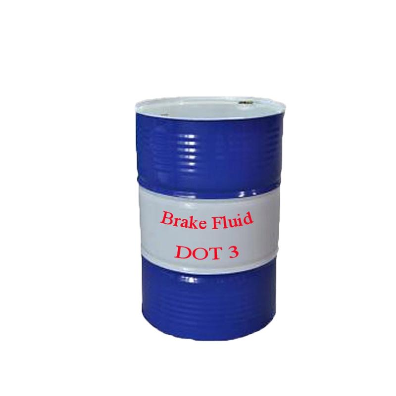 200KG Drum Dot 3 Dot 4 Brake Fluid