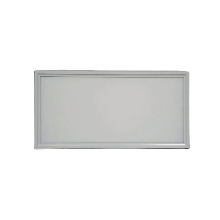 Hot Sale Aluminum Alloy Custom Ceiling Square Surface Mount 600*1200mm Led Panel Light