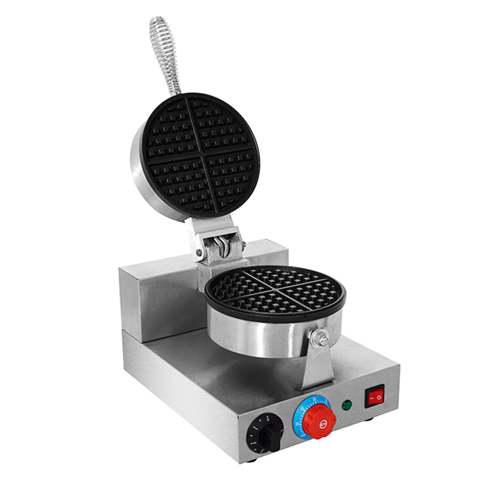 Commercial Waffle Baker Single Plate Waffle Maker - Buy Single Plate Waffle Maker,Commercial Waffle Maker,Commercial Waffle Baker Product on Alibaba.com