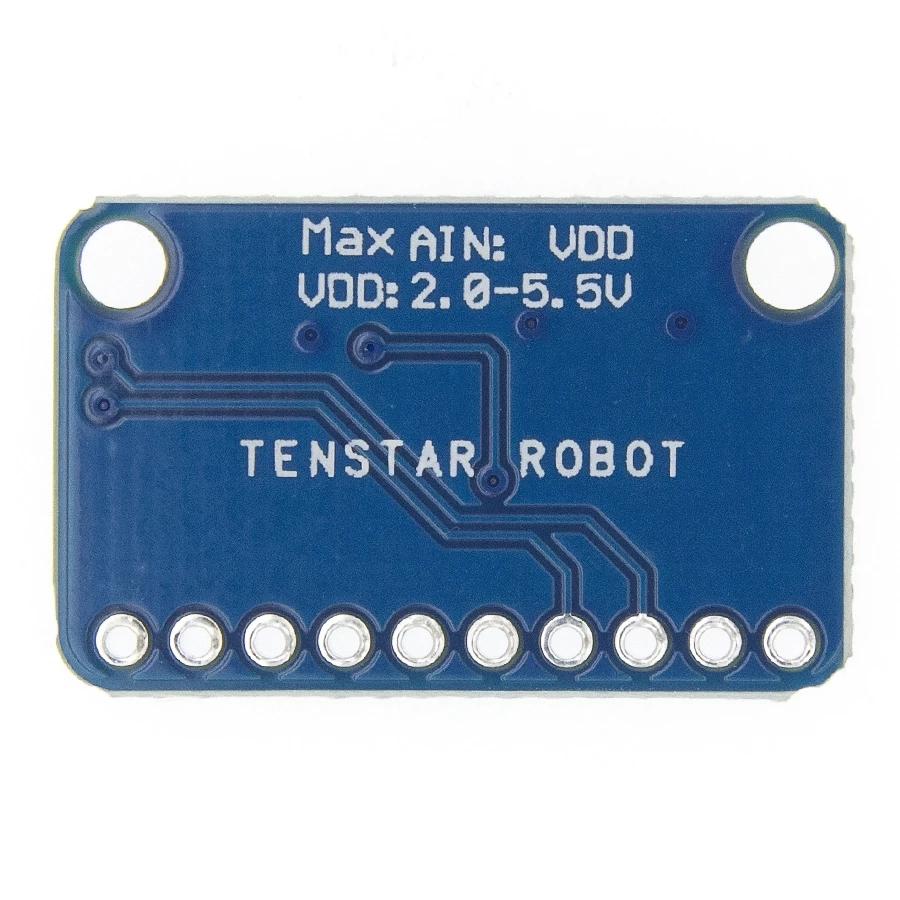 ADS1115 Ultra-Compact 16-Bit Precision Analog-to-Digital Converter ADC Development Board Module