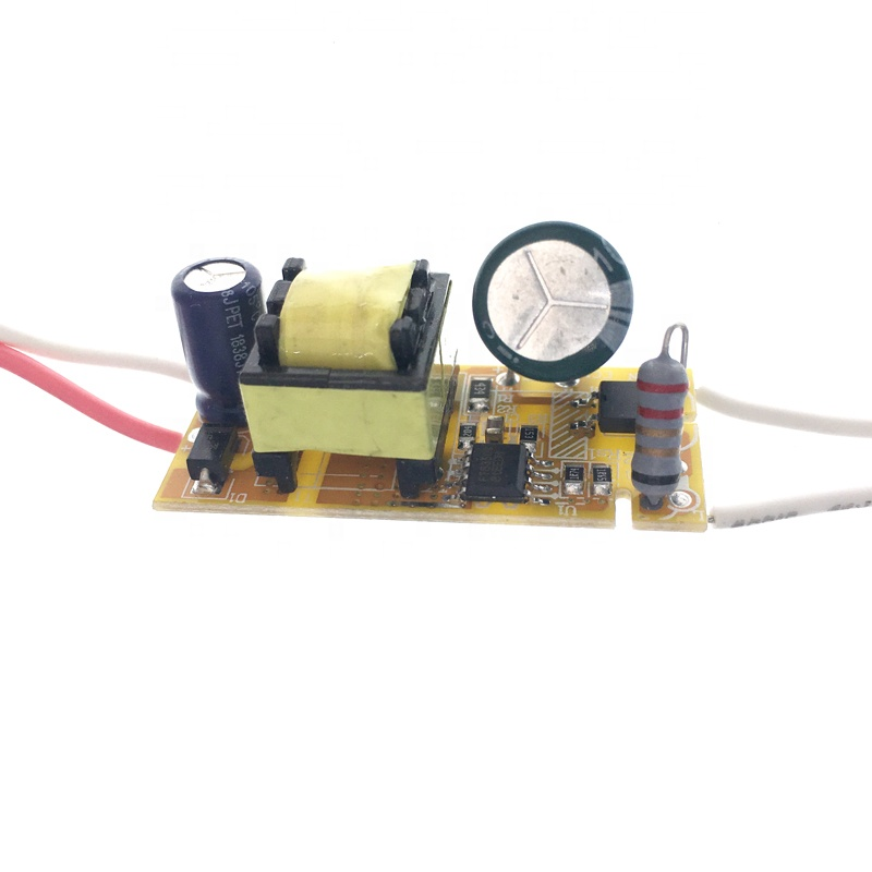 led bulb driver ic circuit 24v 36v 8-12W Dark Energy 9W 300mA Constant current 38v drivers led