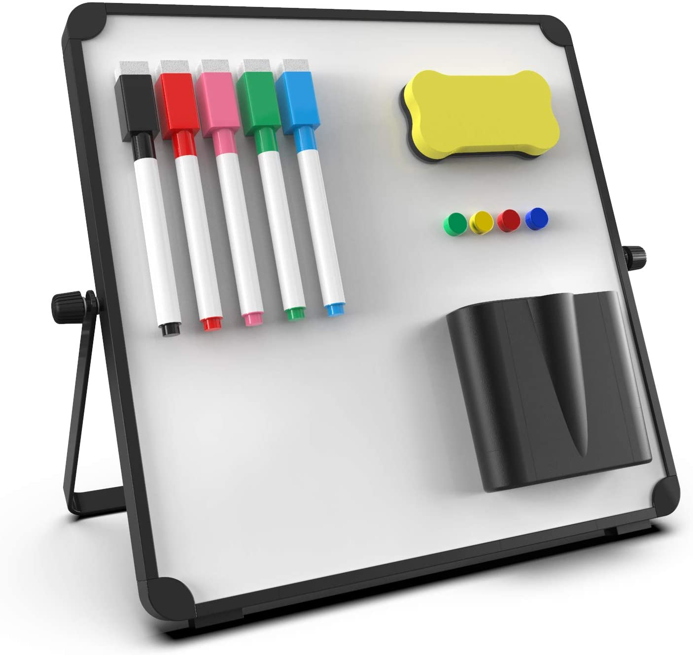 WEIJIAXIANG Dry Erase Board for Kids - Magnetic WHITEBOARD with Dry Erase Markers and Cleaning Cloth Included - Yola WhiteBoard | szyola.net
