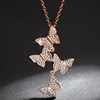 C5 rose gold necklace