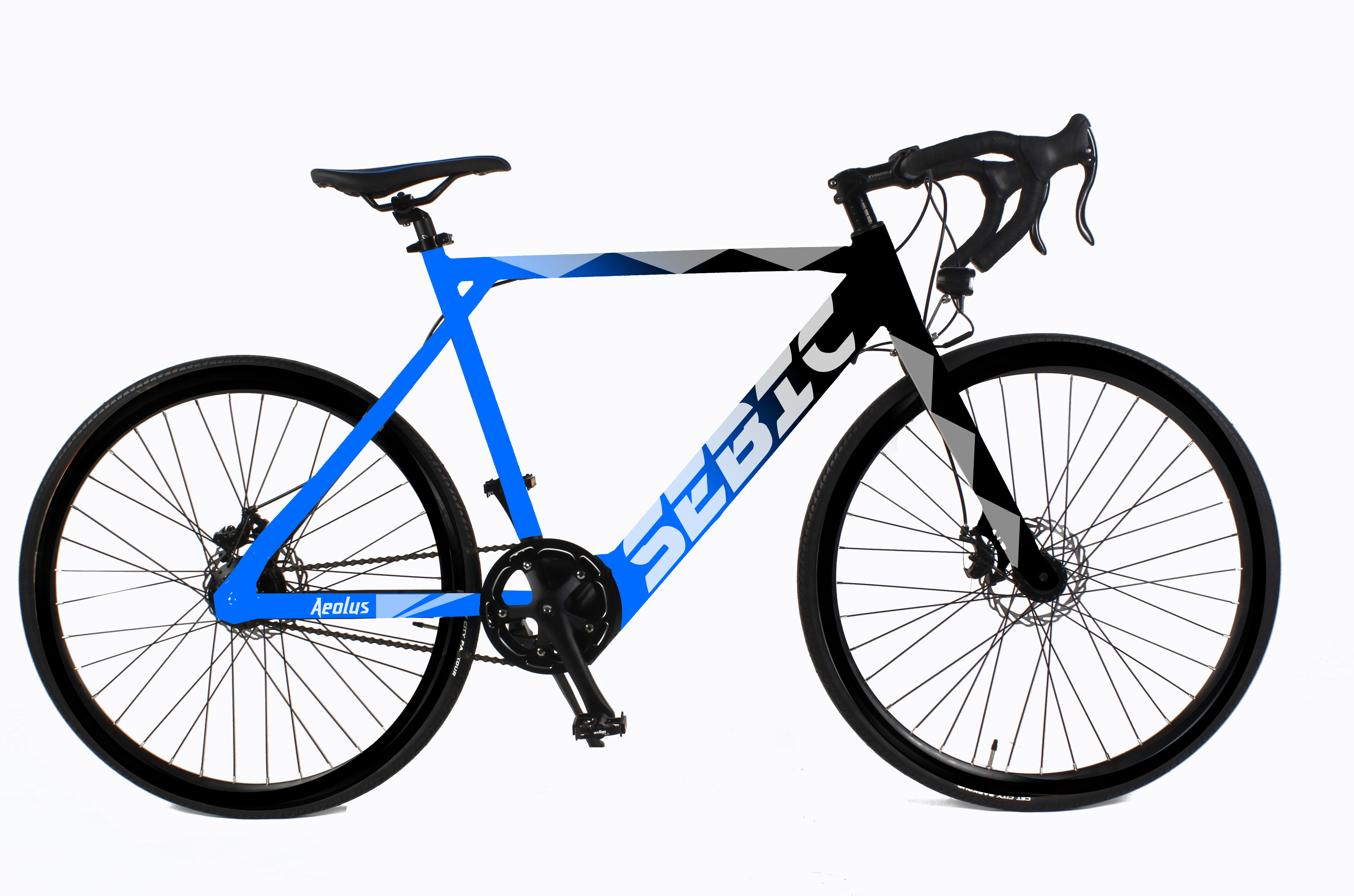 lightweight 36V 250W lithium battery electric bicycle 700C road ebike