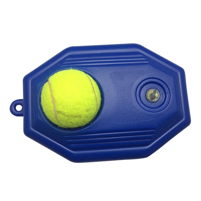 Тренировочные мячи для тенниса с эластичной лентой, тренировочный мяч для тенниса