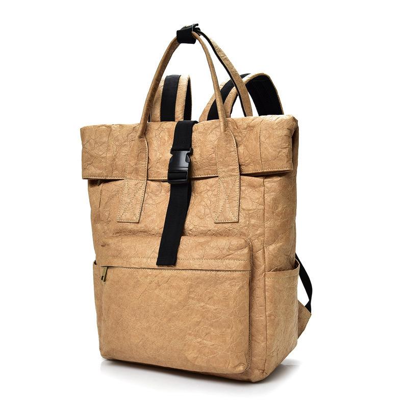 Экологически чистая сумка, рюкзак для веганов tyvek от производителя, водонепроницаемый рюкзак tyvek