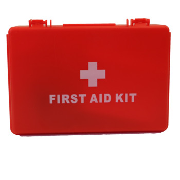 Camping Hiking Survival Emergency Medical Care First Aid Kit