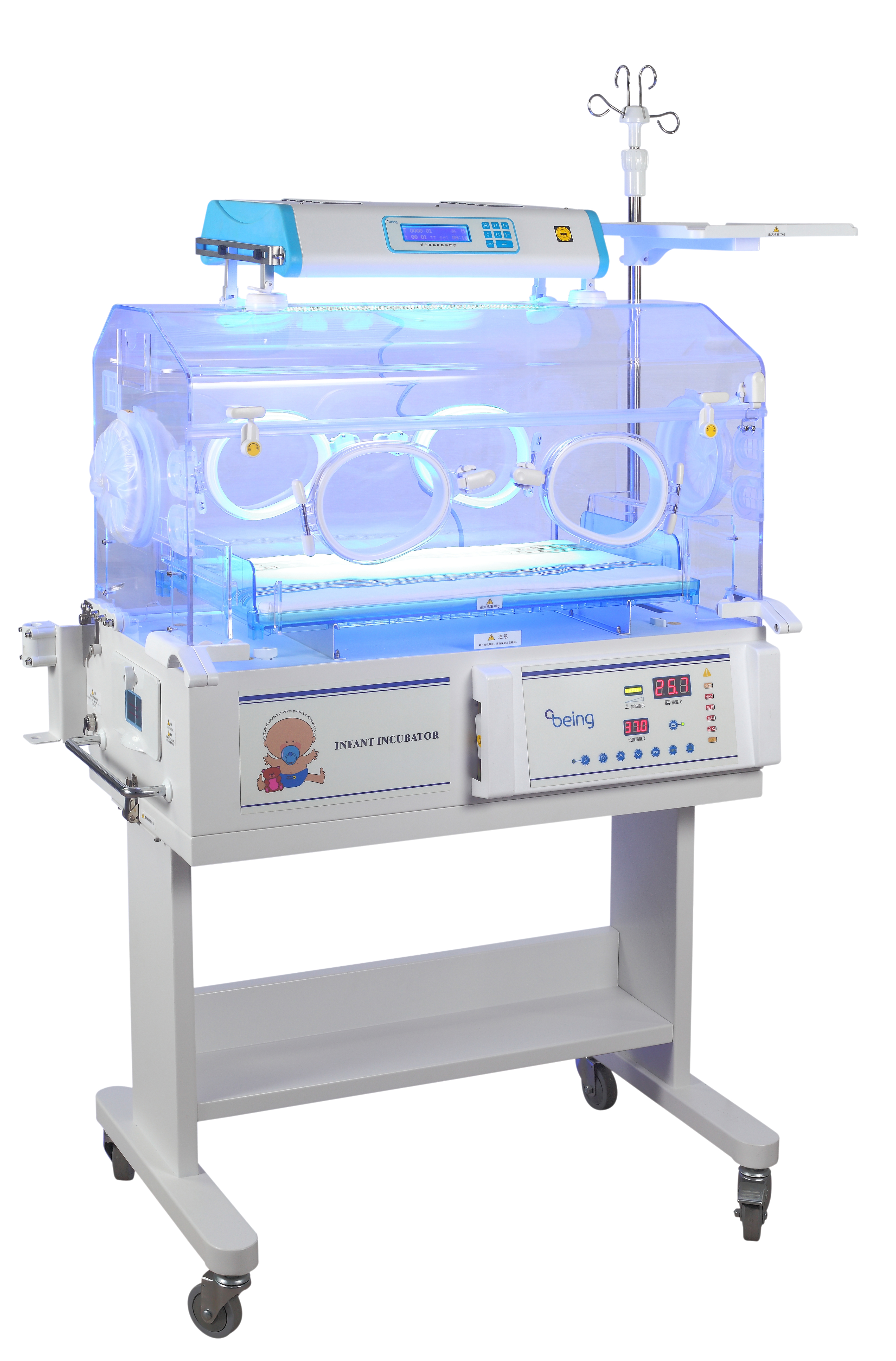 Hospital medical portable  baby infant Incubator price for sale