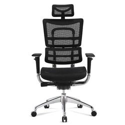 Производитель MIGE, коммерческая мебель, 3D регулируемое Сетчатое кресло, эргономичное офисное кресло с высокой спинкой