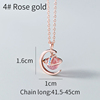 4# Rose gold-598198331329