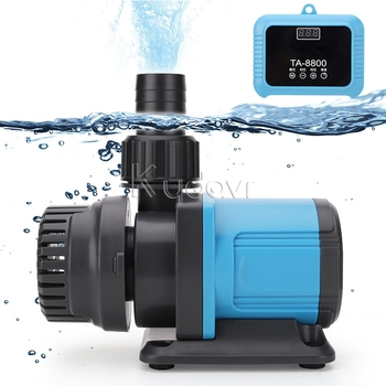 Fish tank variable frequency adjustable submersible water pump water circulating pond fish aquarium pump