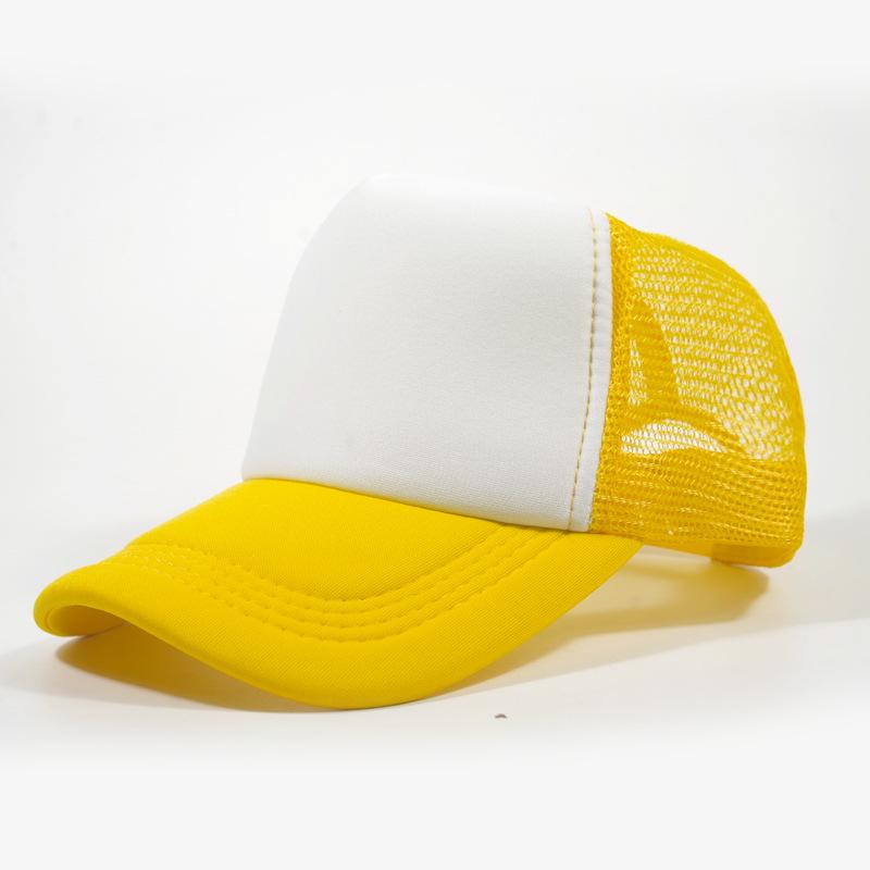 Trucker Hat Plain Summer Mesh Multi Color Custom Hat Western Acrylic Unisex History Oem Spring Logo