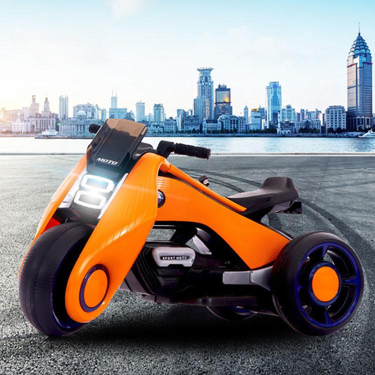 Лидер продаж Amazon, новый продукт, Детский Электрический мотоцикл Hurricane 6188, мотоцикл, автомобиль, трехколесный велосипед