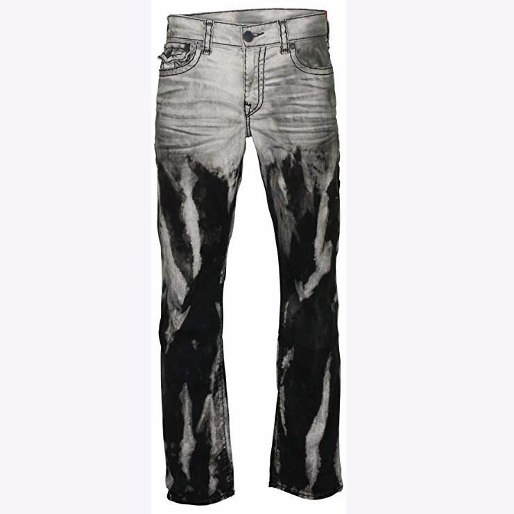 Pantalones Vaqueros De Corte Holgado Con Pierna Recta Para Hombre Buy Hombre Jeans Pantalones Sueltos Hombres Rectos Pierna Jeans Tinte Jeans Product On Alibaba Com