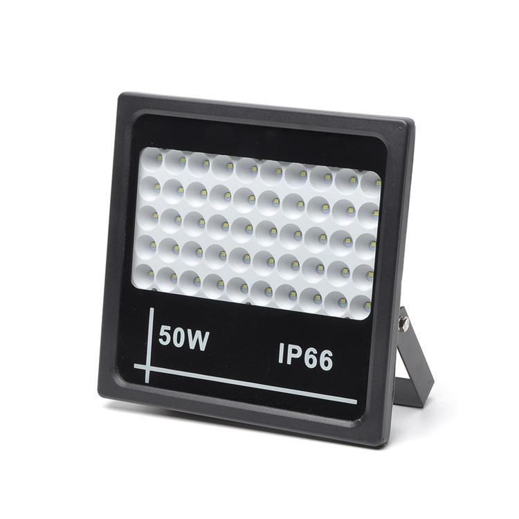 WOJIN low price white durable 50w 100w 150w  200w led flood light for outdoor sport stadium