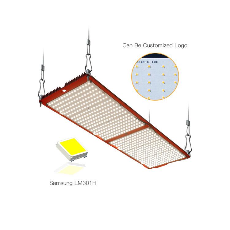 2020 Best Seller in USA Full Spectrum qb288 240w Led Grow Lighting, Samsung Growth lamp lighting Hydroponics Grow Kit