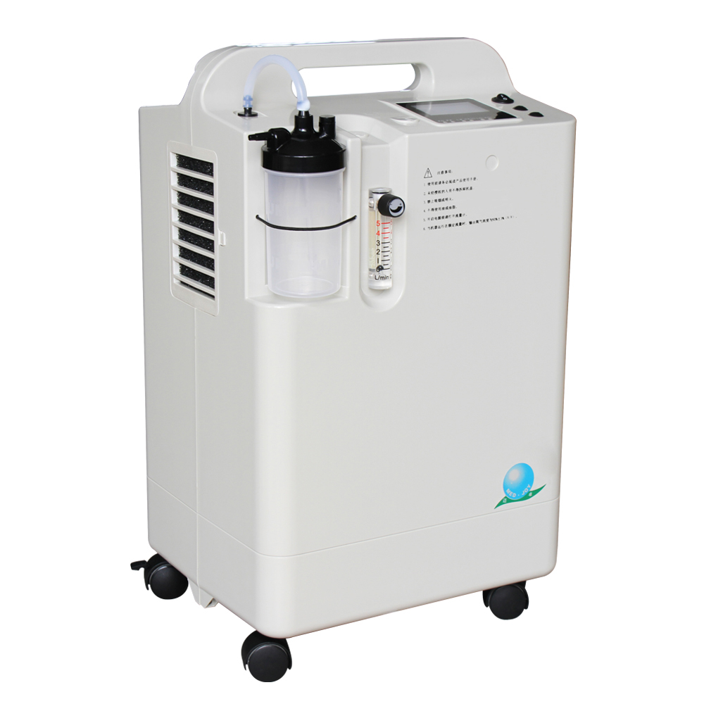 3 lpm Homecare Oxygen generator with CE certificate - KingCare | KingCare.net