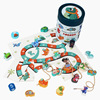 Cartoon dinosaur beads