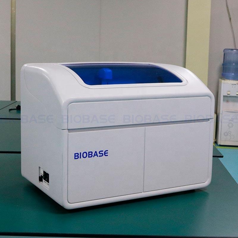 BIOBASE auto chemistry analyzer bk-200 clinic mini fully automatic chemistry analyzer
