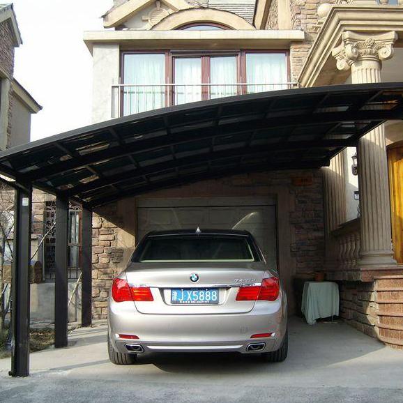 Modern Stylish Car Canopy Car Garage Single Slope Carport Buy Car Canopy Car Garage Single Slope Carport Product On Alibaba Com