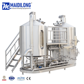 Stainless steel equipment to make beer making machine how draft craft