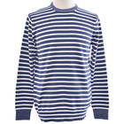 100% Cotton Factory Price Wholesale Stripe Pullover Man's 100% Cotton Sweaters