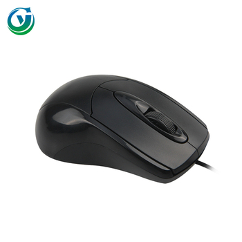 Cheap Office Standard Computer USB Wired Optical Mouse For Computer