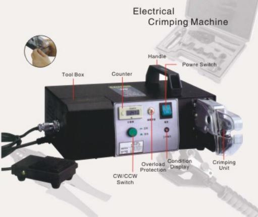 Electric Crimping Machine