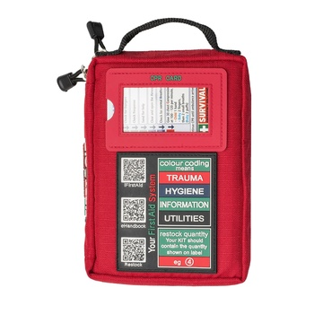 Outdoor First Aid Kit/ Bag Medical Kit for Home Travel Car Sports Camping Hiking With Survival Emergency items