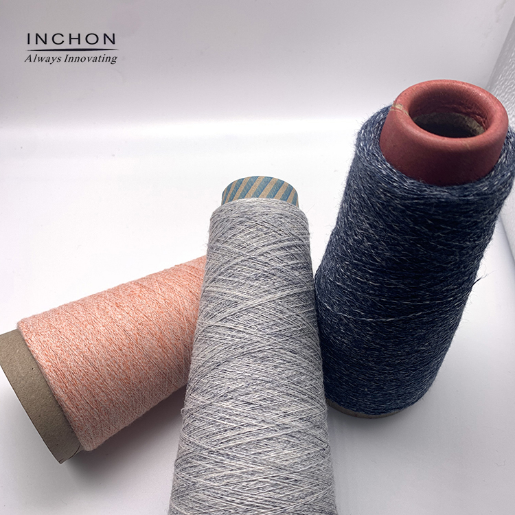 Factory direct price cottons yarns kitting fancy yarn cationic with best quality