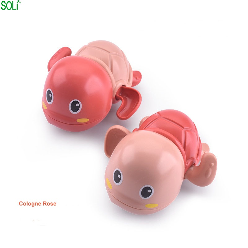 Hot Selling Baby Bath Toys Swimming Turtles Playing with Water Toys ECO Ffriendly