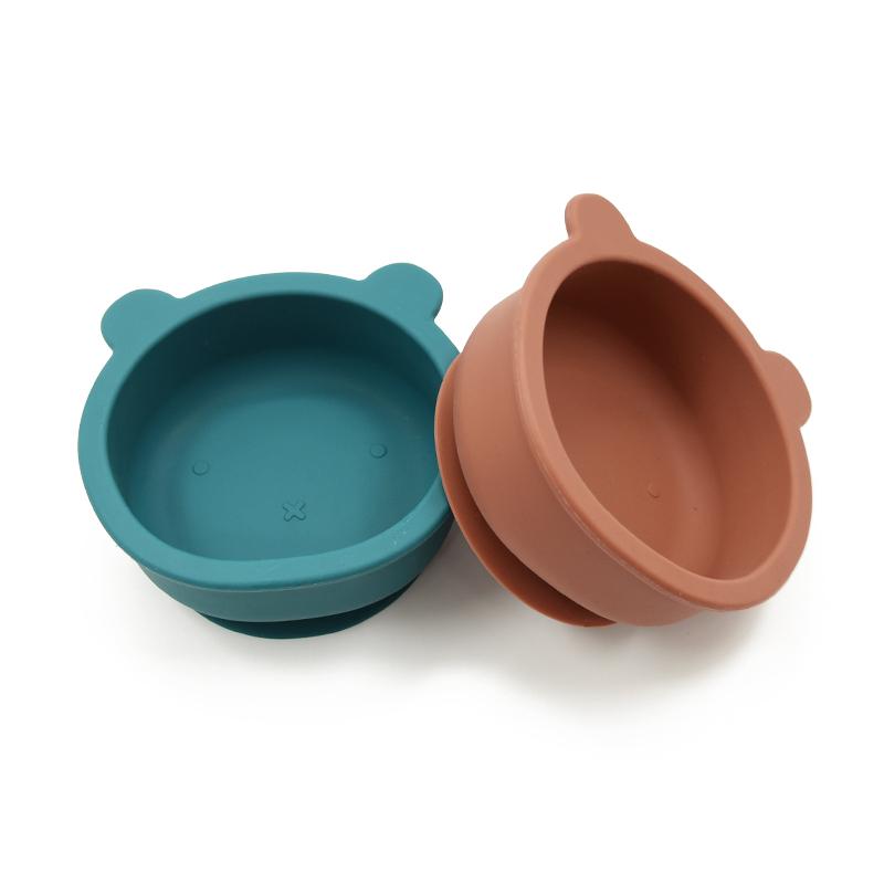 Personalized bear bowl for kids KIDS BOWL