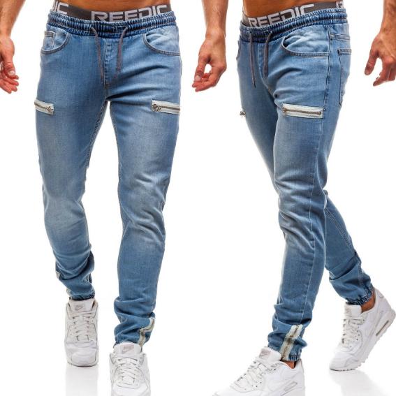 Vaqueros Skinny Hombre Pantalones Casual Azul Jeans Cremallera Pantalones Resistente Al Desgaste 2019 Hombres Slim Fit Pantalones Nueva Llegada Mens Vaqueros Buy Pantalones Vaqueros Pantalones Para Correr Pantalones Para Hombre Product On Alibaba Com