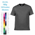 Custom your own brand design clothing manufacturers wholesale 100% cotton t shirt