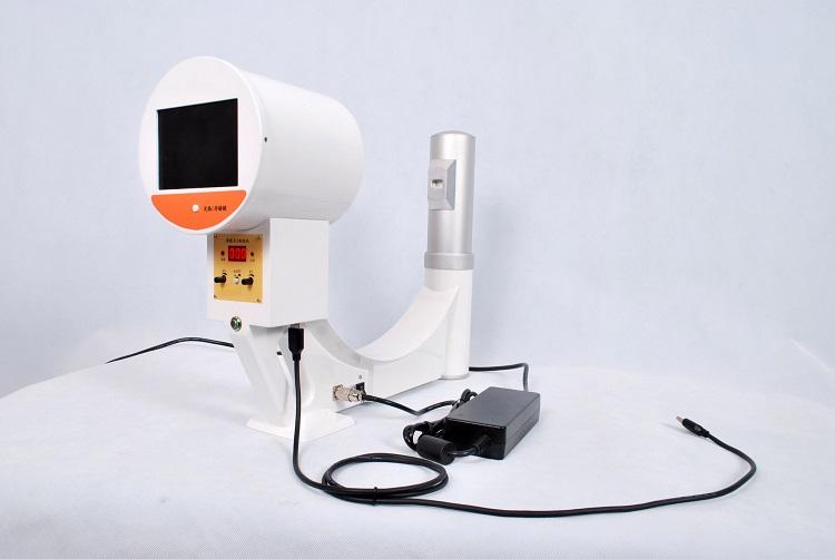 Утвержденный CE портативный цифровой флороскоп рентгеновский аппарат, портативная фторскопия с педалью
