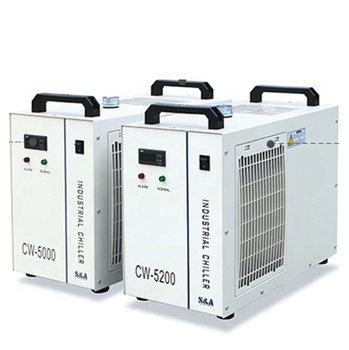 Cw 5200 Water Chiller For Co2 Laser Cutting Engraving Machine