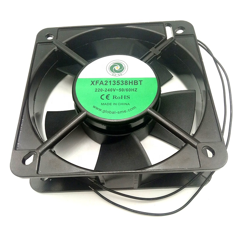 135mm 135x135x38mm 13538 110v 220v small dc brushless computer cooling fan cooler industrial axial fan