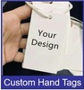 Custom Hand Tags