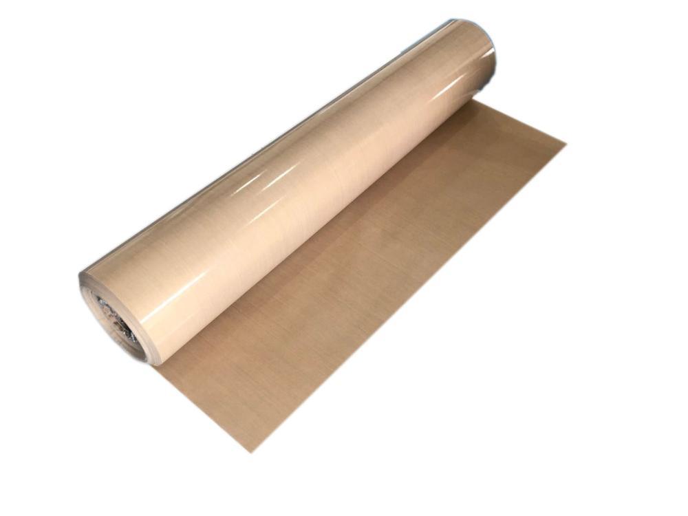 Антипригарная термостойкая ткань из ПТФЭ и стекловолокна для упаковочной машины
